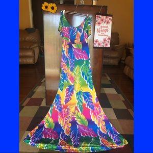 Women's Goodtime USA FLORAL Dress